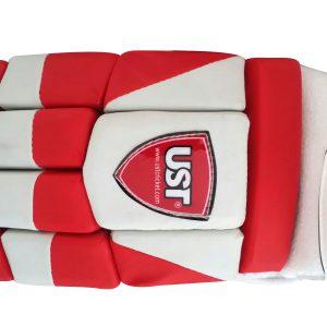 White Black Millennium Pro Batting Gloves